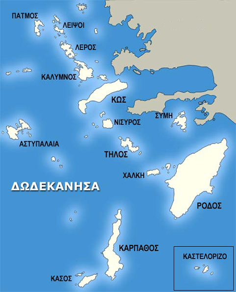dodecanese all